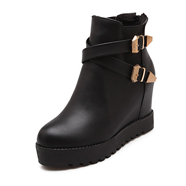 s shoes wedge heel fashion boots boots