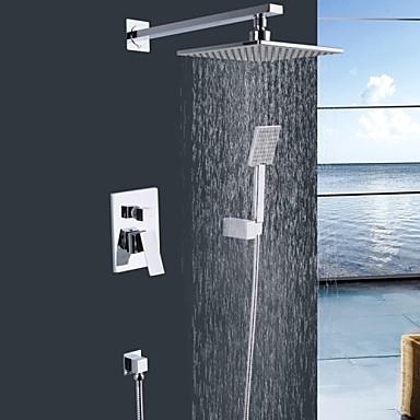 Grifo de ducha contempor neo lat n cromo 4158915 - Grifos de laton ...