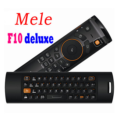 Buy MELE F10 Deluxe 2.4GHz Mini Fly Air Mouse 68 Key Wireless Keyboard Remote Control PC/Notebook / TV BOX