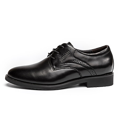 chaussures hommes mariage bureau travail d contract noir marron cuir richelieu de. Black Bedroom Furniture Sets. Home Design Ideas