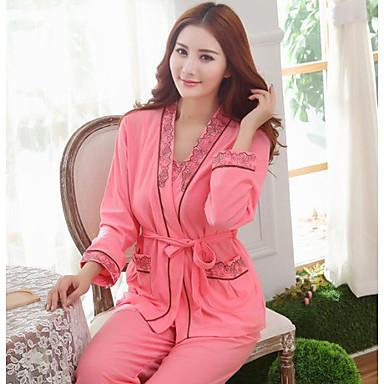 Compra para mujer pijama de lunares online al por mayor de