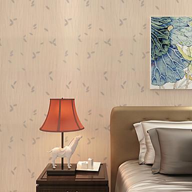 b ume bl tter tapete zeitgen ssisch wandverkleidung pvc vinyl wall paper 10 m 4578161. Black Bedroom Furniture Sets. Home Design Ideas