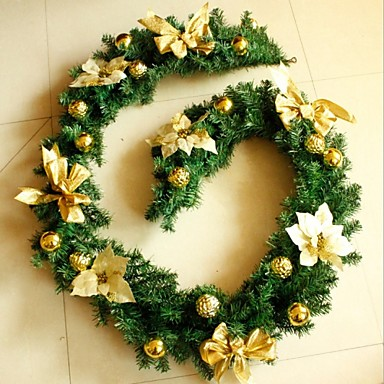 Pl stico others rbol de navidad flores artificiales - Arboles de navidad artificiales ...
