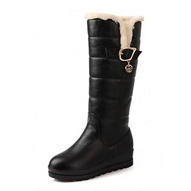 Zapatos de mujer tac n cu a botas de nieve botas - Botas de trabajo ...