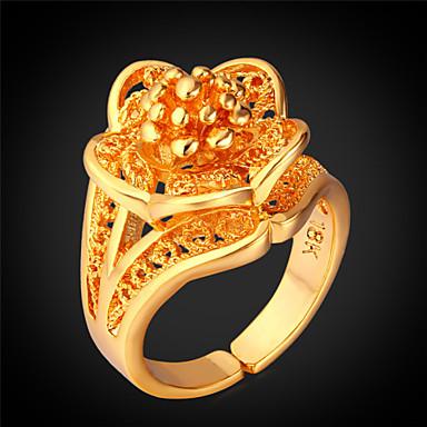 topgold new flower wedding rings for vintage 18k