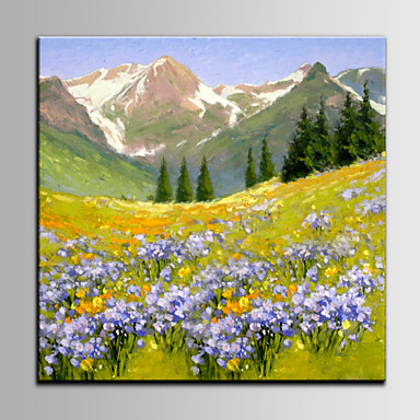 Buy IARTS®Valley Lavender Flower Beautiful Landscape