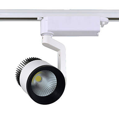 morsen 35w led track light wall light warm white cool. Black Bedroom Furniture Sets. Home Design Ideas
