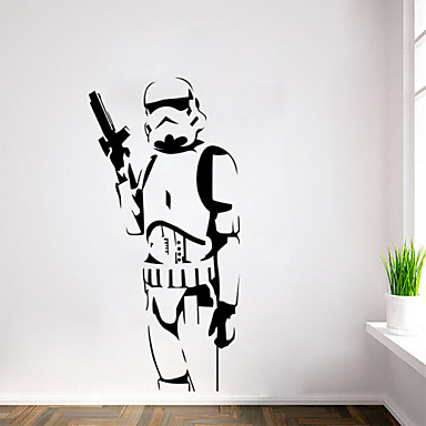 Wall Art Sticker Wall Decal DIY Home Decoration Wall Mural Removable Bedroom Sticker 4658761 ...