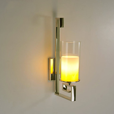 Modern Glass Dining Room Wall Lights, Simple Kitchen Wall Lamps Bar Cafe Hallway Balcony Wall ...