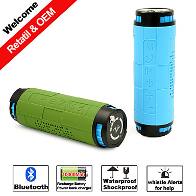 Buy Besteye®X18 20W 4.0Version Bluetooth Speaker 10000Mah Recharge Battery Wireless Speakers