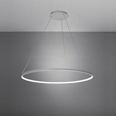 30w pendant light modern design led ring 220v 240 100. Black Bedroom Furniture Sets. Home Design Ideas