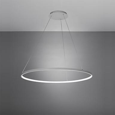 30w pendant light modern design led ring 220v 240 100. Black Bedroom Furniture Sets. Home Design Ideas