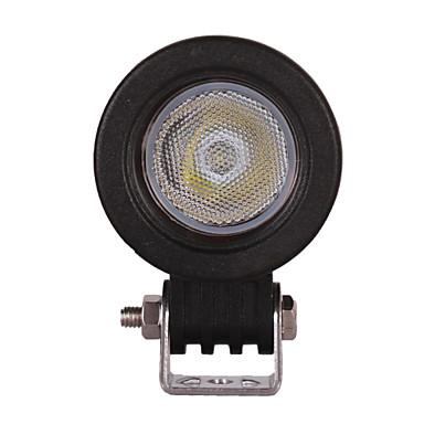 Buy CREE 10W Offroad LED Work Light Flood Motorcycle Headlight 12V 24V Truck Boat SUVATV 4WD Led Driving Fog Lamp