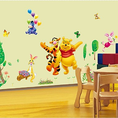 Vinyl Wall Stickers For Kids Rooms Home Decor Child Sticker Wall Art