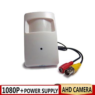 Buy 1080P AHD Camera Mini 0.0001 Low Lux PIR Motion Detector Shape CCTV Security
