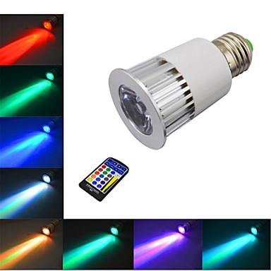 Focos led regulable control remoto decorativa fen he for Focos led pequenos