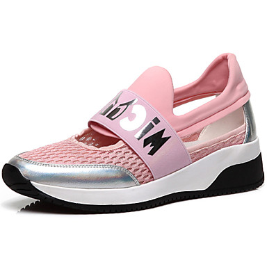 s shoes tulle flat heel comfort athletic shoes