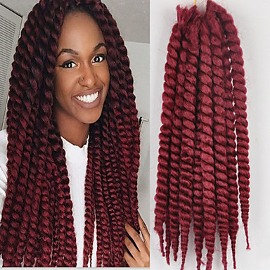 Crochet Braids Good For Your Hair : Sale Good Quality Havana Twist Braid Synthetic Hair Crochet Braiding ...