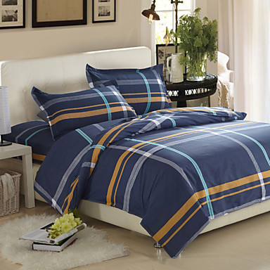 Buy Yuxin®AB Edition Cotton Twill 4 piece Bedding Suite 1.2m Bed/1.5m-1.8m Bed/2.0m Bed Set