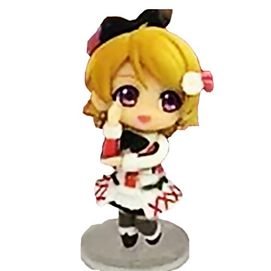 Buy Love Live Anime Action Figure 8CM Model Toy Doll