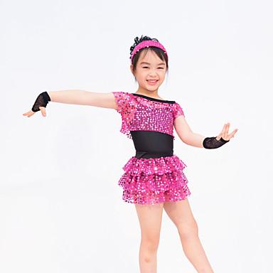 Children Dance Dancewear Children Girls Jazz Dance Outfits 4659780 2016 U2013 $59.99