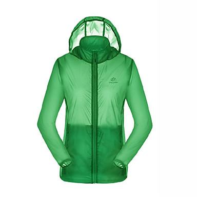 Cycling Jacket Women's Long Sleeve Bike Waterproof / Breathable / Quick Dry / Ultraviolet ResistantJacket / Raincoat/Poncho / Woman's