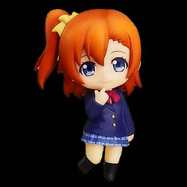Buy Love Live Anime Action Figure 6CM Model Toy Doll