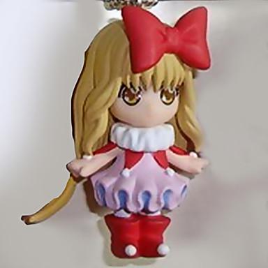 Buy Shugo Chara Amu Hinamori 8CM Anime Action Figures Model Toys Doll Toy