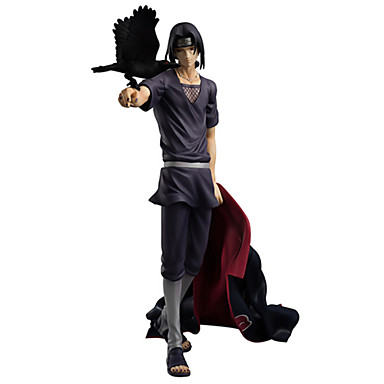 Buy Naruto Itachi Uchiha Anime Action Figures Model Toys Doll Toy 1pc 23cm