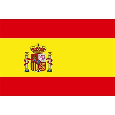 Espagne polyester drapeau nation banni re voler drapeau for Le monde exterieur