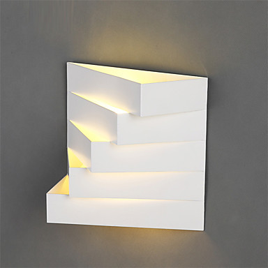 Modern Style Simplicity Wall Lights Metal Living Room Hallway Cafe Bedroom Kids Room Bedside ...