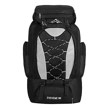 Buy Outdoor Water Repellent Hiking Backpack 60L Mountaineering Bag Men Women Camping Large Capacity Bags
