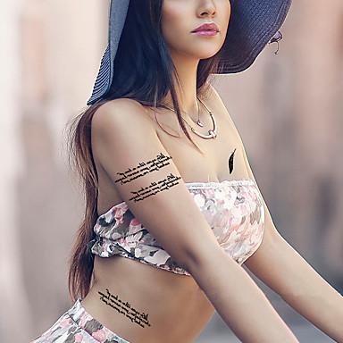 Buy Fashion Temporary Tattoos Sexy Body Art Waterproof Tattoo Stickers Love