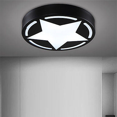 Modern Style Simplicity Led Ceiling Lamp Flush Mount
