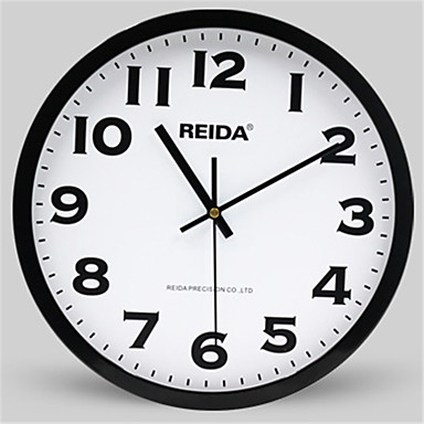 moderne contemporain autres horloge murale rond horloge de