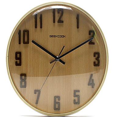 Otros moderno contempor neo reloj de pared otros poli ster - Reloj de pared moderno ...