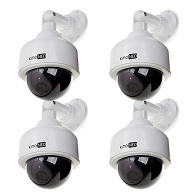 C mara domo de alta velocidad simulado 4pcs c mara de - Camaras vigilancia exterior ...