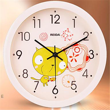 Redondo moderno contempor neo reloj de pared otros metal - Reloj de pared moderno ...