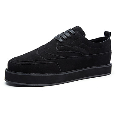 s casual suede low top non slip athletic shoes 5169580
