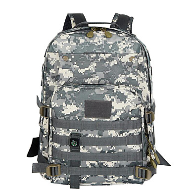 Buy 2 L Backpack Camping & Hiking Leisure Sports Multifunctional Camouflage 600D Ripstop