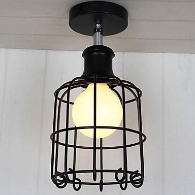 vintage loft ceiling lamp light direction adjustable. Black Bedroom Furniture Sets. Home Design Ideas
