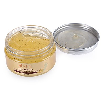Buy 24K Gold Essence Effective Foot Skin Care Cream
