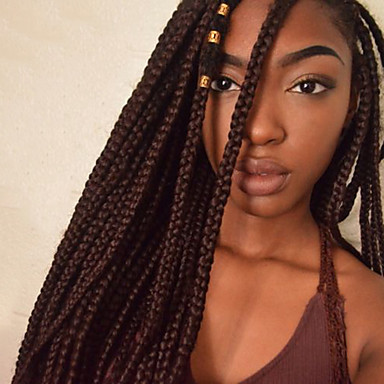 Crochet Box Braids With Kanekalon Hair : Box Braids Kanekalon Twist Braids Havana mambo twist crochet braid ...