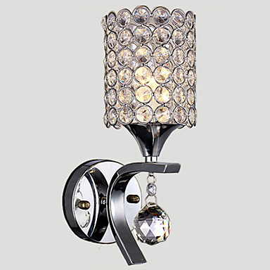 Wall Sconces Crystal/LED Modern/Contemporary Metal 4170243 2017 USD 36.24