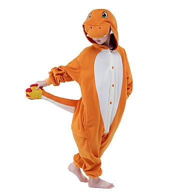 b372360af3efe للأطفال بيجاما كيجورومي تنين حيوانات بيجاما ونزي ثعلب الماء المخملية  برتقالي تأثيري إلى الأولاد والبنات ملابس