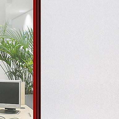 Window film window decals style fashion matte pvc window for 100 cm window box