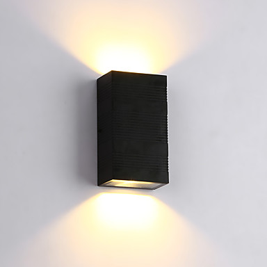 Hotel Exterior Wall Lights : Modern 6W LED Outdoor Wall Lights Style Simplicity Hallway Stairs Entry Bedroom Hotel rooms ...