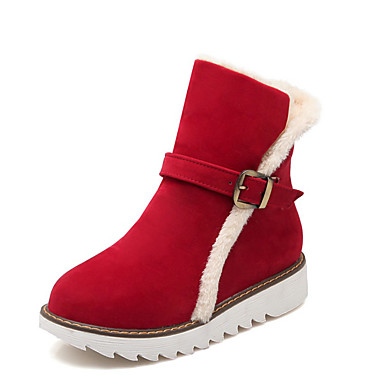 s boots fall winter snow boots leatherette outdoor