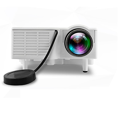 LCD Mini Projector QVGA (320x240) 500lm LED