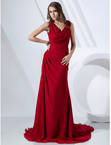 TS Couture® Formal Evening Dress - Elegant Plus Size / Petite ...